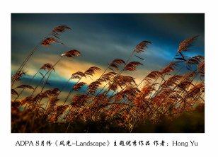 ADPA8月份《风光》主题优秀作品-Hong Yu