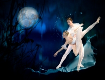 ballet under moon 2013 Singapore international PSA Gold